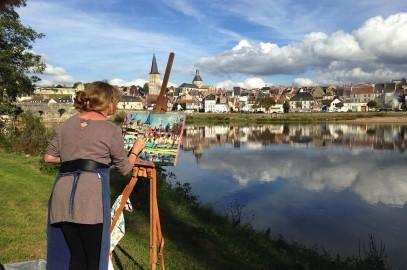 My move to La Charité sur Loire