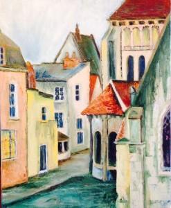 Center La Charité sur Loire